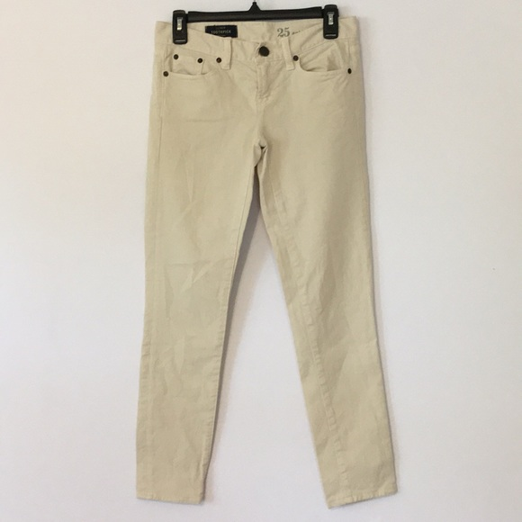J. Crew Denim - J.crew toothpick skinny jeans